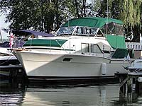 1974 Chris Craft 350 Catalina for sqale in the Lindsay area northeast of Toronto, Ontario, Canada.