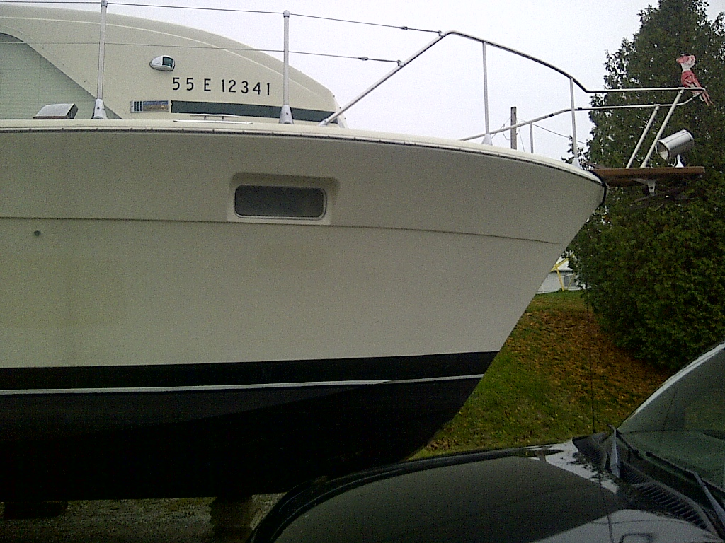 1974 Chris Craft 350 Catalina for sqale in the Lindsay area northeast of Toronto, Ontario, Canada