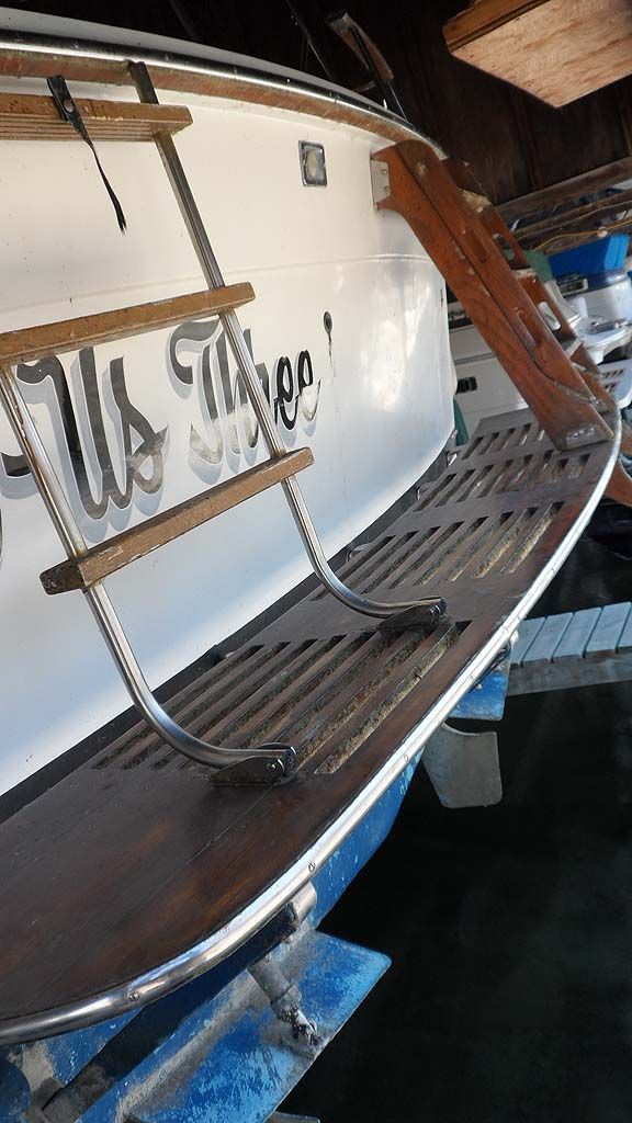 1974 Trojan 36 Foot Tri Cabin Motor Yacht Or Live Aboard