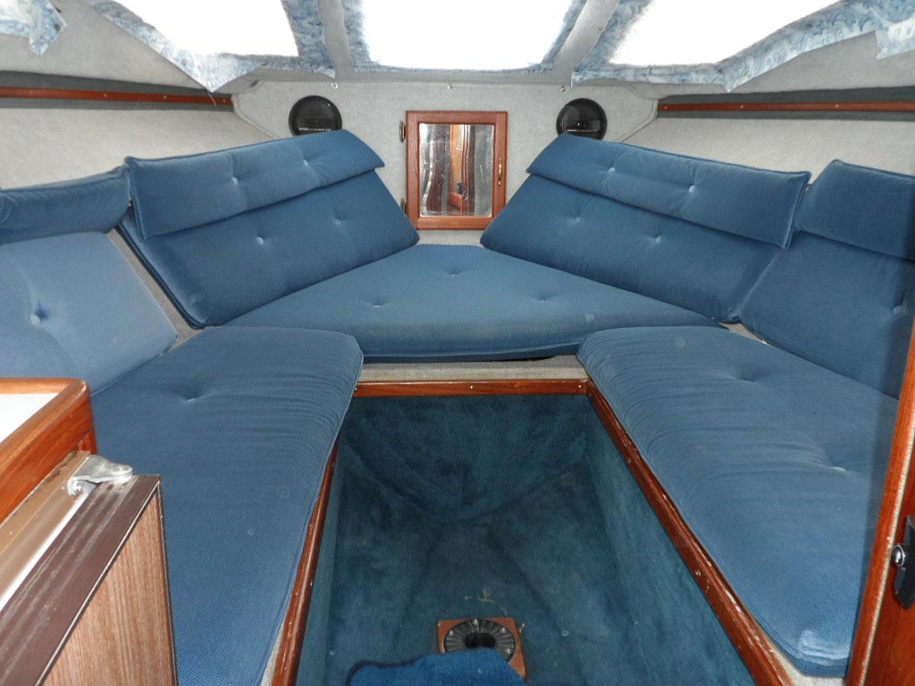 1988 Doral Tara 22 Foot Cruiser For Sale In The Lindsay