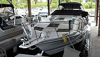 1989 BAYLINER 2955 AVANTI  FOR SALE IN THE LINDSAY AREA NORTHEAST OF TORONTO, ONTARIO, CANADA SIMILAR TO THE 1985, 1987 AND 1988 MODELS.