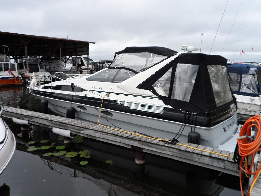 1989 Bayliner Avanti 2955 For Sale In The Lindsay Area