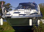 1989 Bayliner Avanti 2955 Sold In The Lindsay Area North East Of Toronto, Ontario.