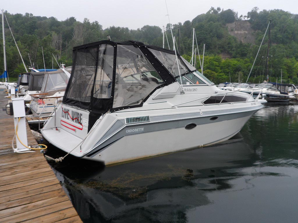 1988 Cadorette 280 Holiday For Sale In The Lindsay Area