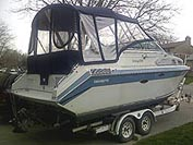 1989 Cadorette 250 Holiday sold in the Lindsay area north east of Toronto, Ontario, Canada.