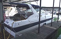 1989 Regal 360 Commodore for sale in Ontario similar to 1986, 1987 and 1988 models.