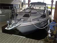 1990 Bayliner Avanti 3785 for sale in Ontario.