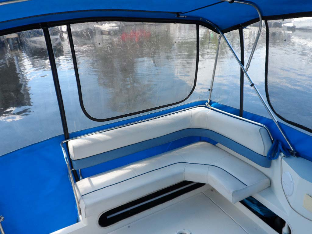 1990 CARVER MONTEGO 2557 FOR SALE IN THE LINDSAY AREA ...