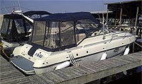 1990 Sunray 2800 Infinity for sale in the Lindsay area northeast of Toronto, Ontario, Canada.