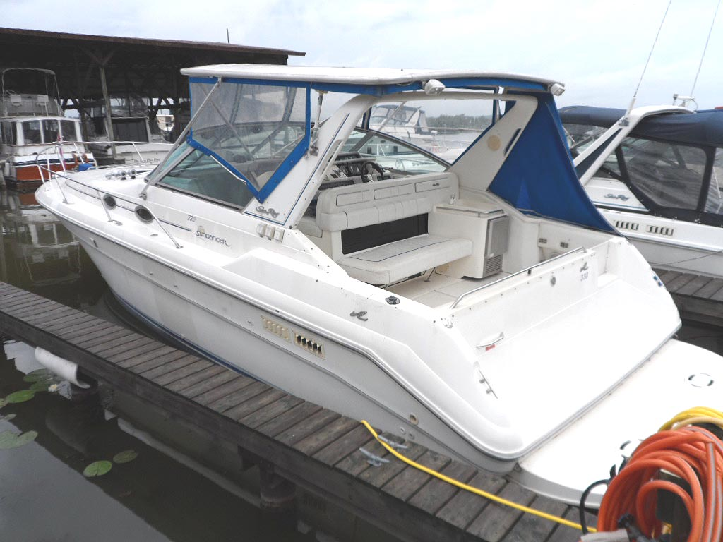 1994 Sea Ray 330 Sundancer Boat For Sale In The Lindsay Area
