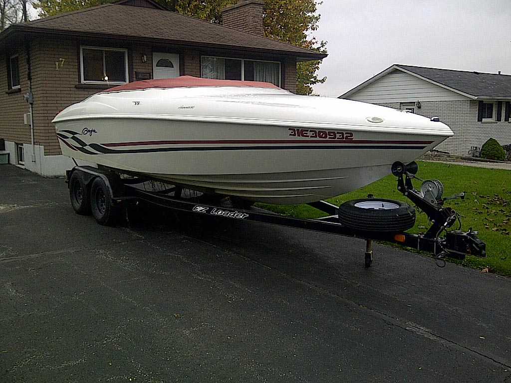 how to sell a boat trailer in ontario