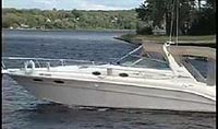 1998 SEA RAY 330 SUNDANCER FOR SALE IN THE LINDSAY AREA NORTHEAST OF TORONTO, ONTARIO, CANADA SIMILAR TO THE 1995, 1997, 1998 AND 1999 MODELS.