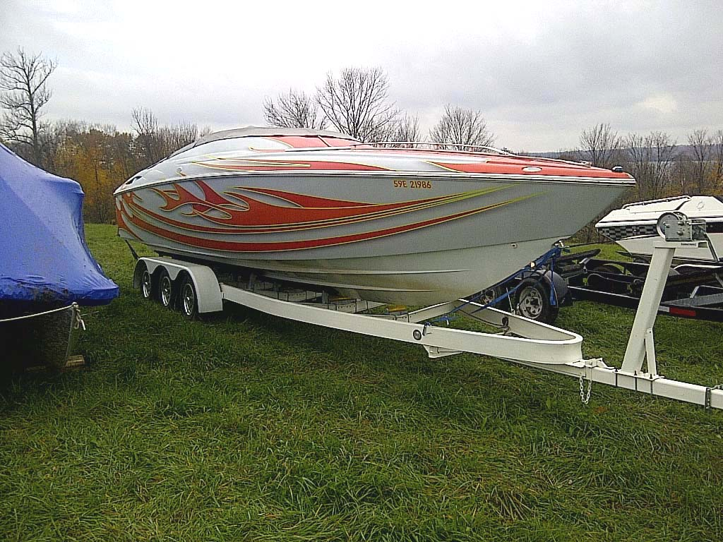 1999 Baja 29 Foot Outlaw For Sale In Toronto Ontario Canada