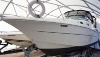 2001 Monterey 302 for sale in the Lindsay area northeast of Toronto, Ontario, Canada.