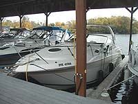 2002 Monterey 282 CR for sale in the Lindsay area northeast of Toronto, Ontario, Canada.