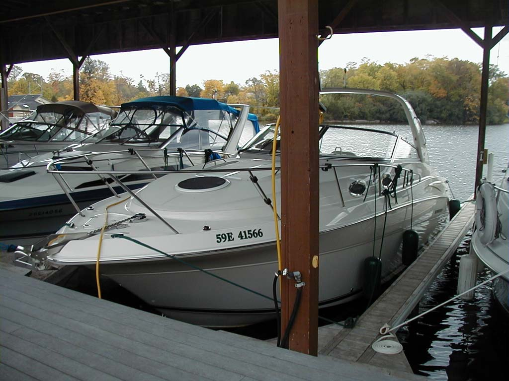 2002 MONTEREY 282 CR FOR SALE IN THE KINGSTON AREA EAST OF TORONTO