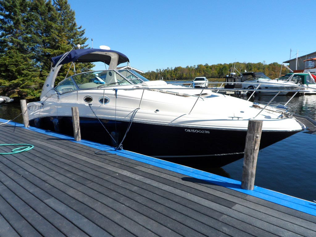 2004 Searay 320 Sundancer For Sale In The Lindsay Area Northeast Of