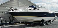 2005 REGAL 2765 COMMODORE for sale in the Lindsay area northeast of Toronto, Ontario, Canada.