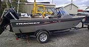 2006 Tracker Pro Guide V17 sold in the Lindsay area north east of Toronto, Ontario, Canada.