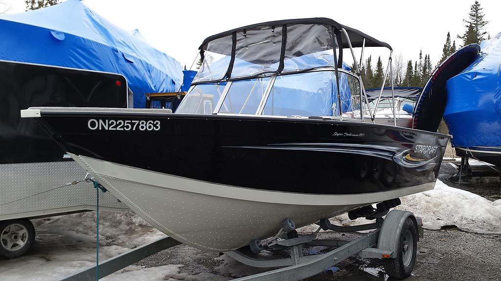Boat Dealers Alberta >> 2010 STARCRAFT 180 SUPER FISHERMAN ALUMINUM BOAT FOR SALE IN THE LINDSAY AREA NORTHEAST OF ...