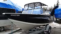 2010 Starcraft 180 Super Fisherman for sale in the Lindsay area north east of Toronto, Ontario, Canada.