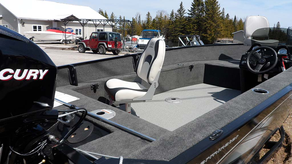 Used 2014 Legend X16 Terminator Aluminum Fishing Boat For