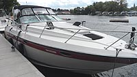 1994 Regal 320 Commodore sold by a marine, boat and yacht broker in the Pickering, Whitby, Bowmanville, Peterborough, Belleville, Trenton and Brighton areas of  Ontario, Canada.
