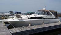 1998 Bayliner 3255 Avanti for sale in the Trenton area east of Toronto, Ontario, Canada by Ontario boat and yacht brokers.