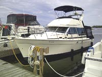 1987 Bayliner 3270 MY for sale in Ontario.