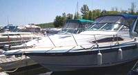1989 Cadorette Holiday 280 for sale in the Lindsay area northeast of Toronto, Ontario, Canada.