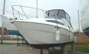 2000 Bayliner 2455 Ciera sold in the Lindsay area north east of Toronto, Ontario.